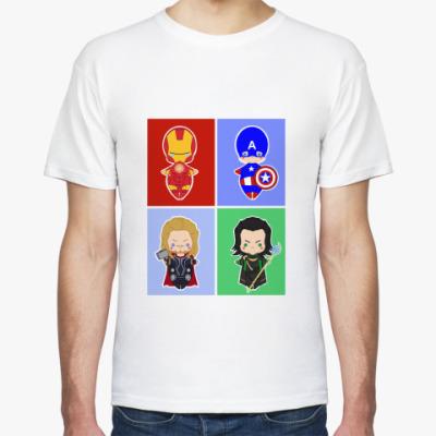 Футболка Мстители (Avengers)