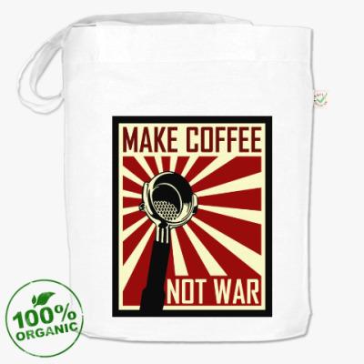 Сумка Make Coffee Not War