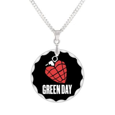 Кулон Green Day
