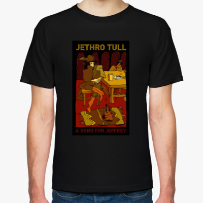 Футболка Jethro Tull - A Song for Jeffrey