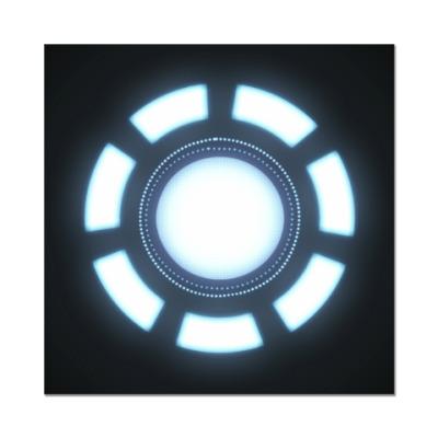 Наклейка (стикер) Iron Man