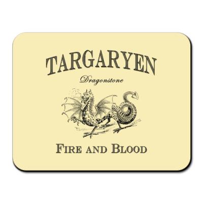 Коврик для мыши Targaryen