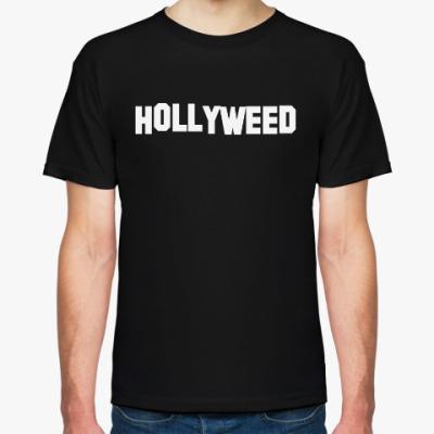 Футболка Hollyweed (Hollywood)