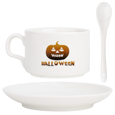 Кофейный набор Halloveen
