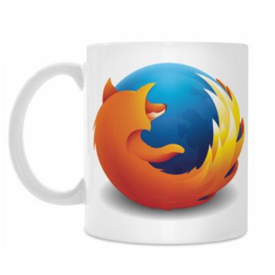 Кружка Mozilla Firefox