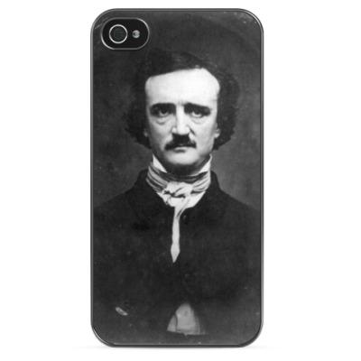 Чехол для iPhone Edgar Allan Poe
