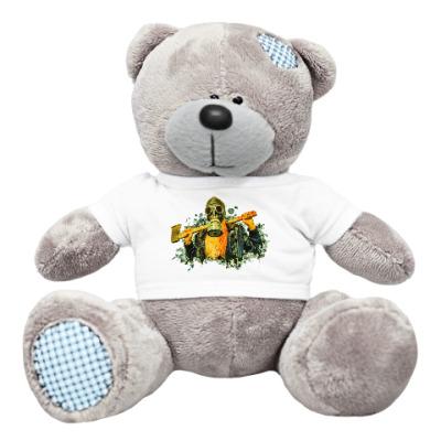 Плюшевый мишка Тедди Zombie Killer