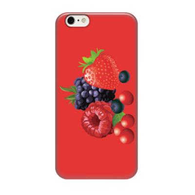 Чехол для iPhone 6/6s Ягоды