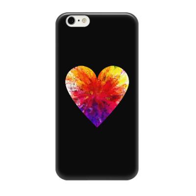 Чехол для iPhone 6/6s Сердечко