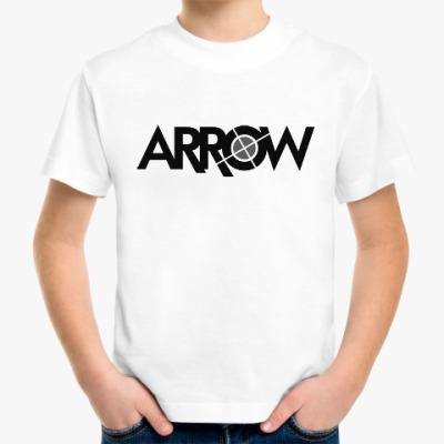 Детская футболка Arrow