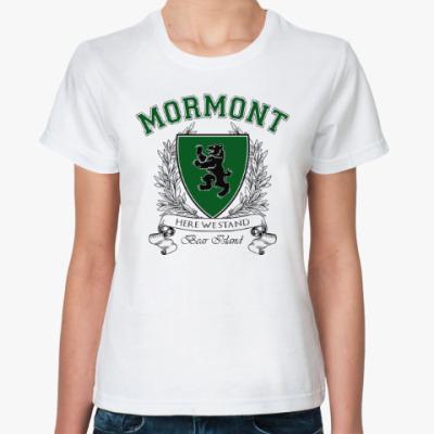 Классическая футболка House Mormont