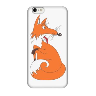 Чехол для iPhone 6/6s Fanny fox