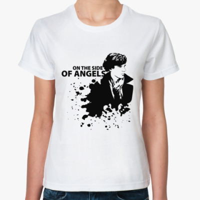 On the side of Angel