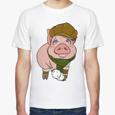 Футболка Год свиньи