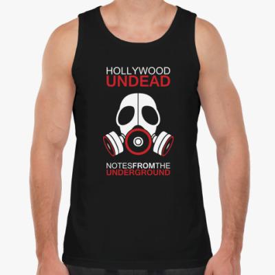 Майка Hollywood Undead Gas Mask