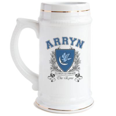 Пивная кружка House Arryn