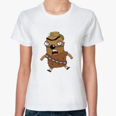Классическая футболка Шамиль Фон Аргин Гёрден