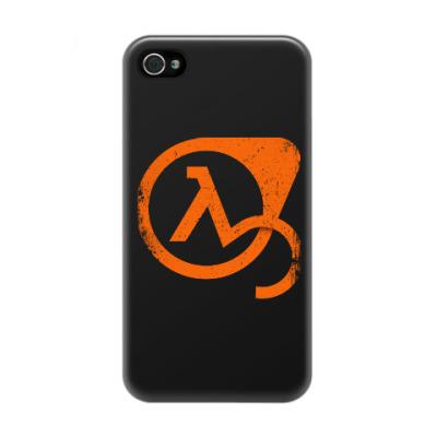 Чехол для iPhone 4/4s Half-Life 3