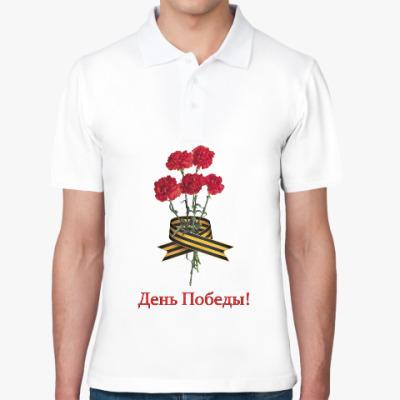 Рубашка поло День Победы!