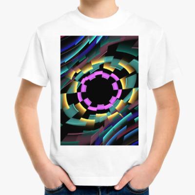 Детская футболка Тоннель