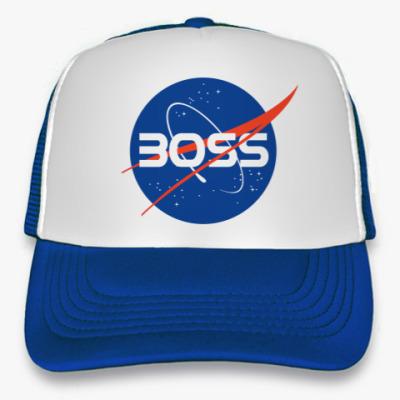 Кепка-тракер NASA BOSS