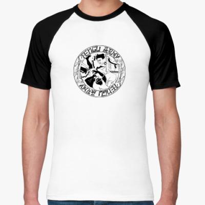Футболка реглан Tengu Army