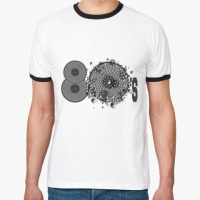 Футболка Ringer-T 80