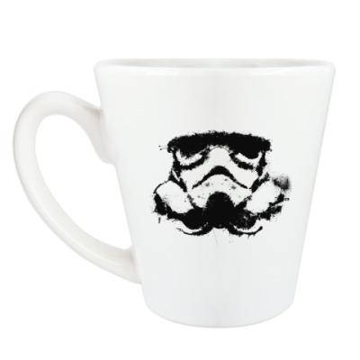 Чашка Латте Star Wars: Штурмовик