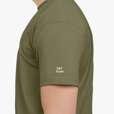 Мужская футболка Stedman, милитари