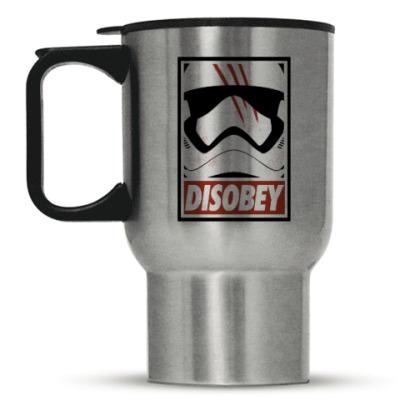 Кружка-термос Star Wars: Disobey