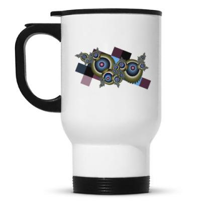 Кружка-термос Глаза