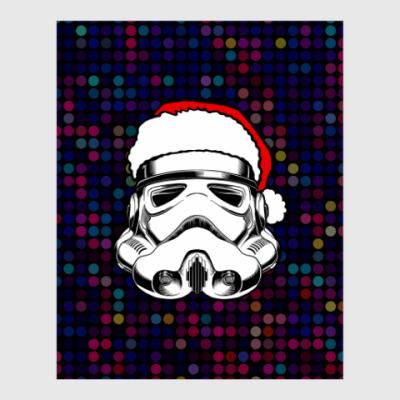 Постер Star Wars New Year