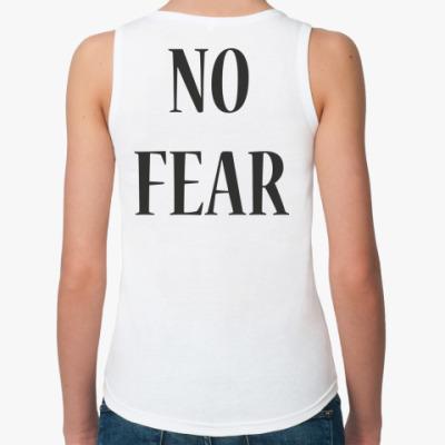 Женская майка NO FEAR [MADONNA]