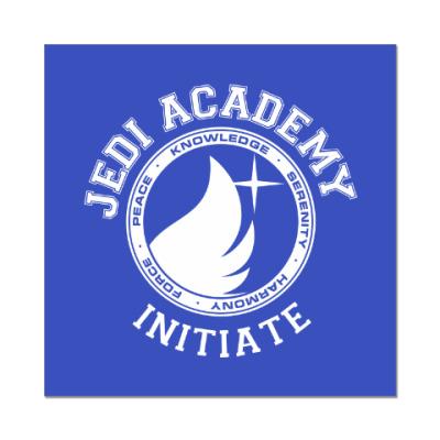 Наклейка (стикер) Jedi Academy