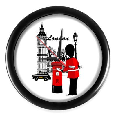 Настенные часы 'Лондон'