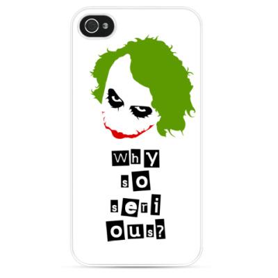 Чехол для iPhone Джокер