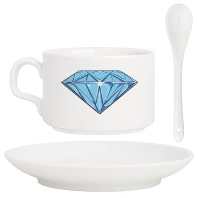 Кофейный набор Кристалл