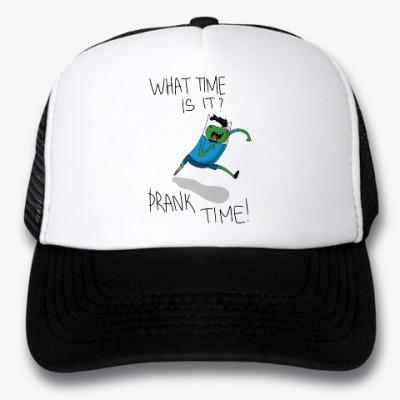 Кепка-тракер Prank Time