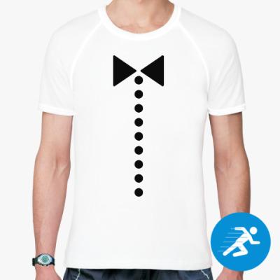 Спортивная футболка Джентльмен