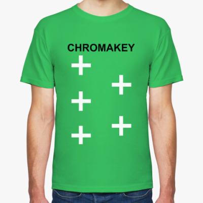 Футболка Chromakey