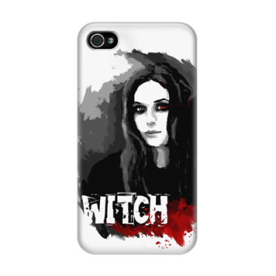 Чехол для iPhone 4/4s Scarlet Witch