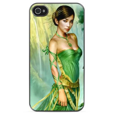 Чехол для iPhone Восточная красавица
