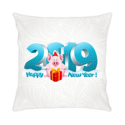 Подушка 2019 год Свиньи