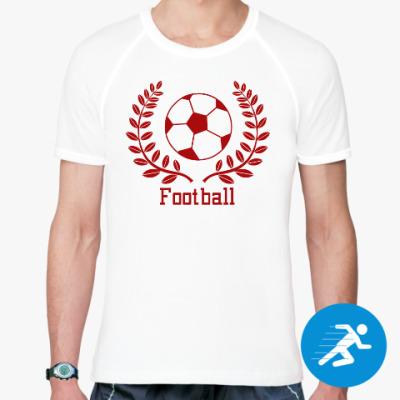 Спортивная футболка для любителей футбола