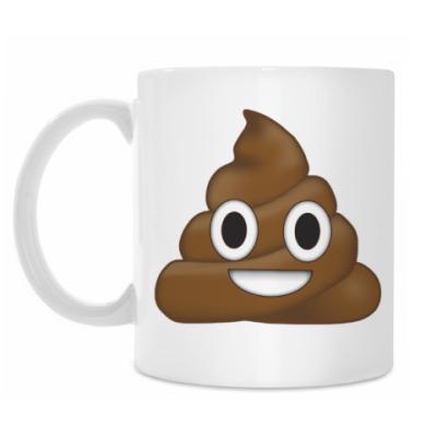 Кружка Shit Emoji