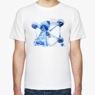 Футболка Атомиум II