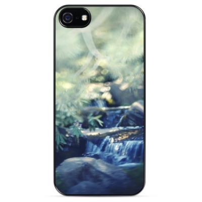 Чехол для iPhone Водопад