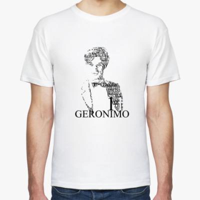 Футболка GERONIMO