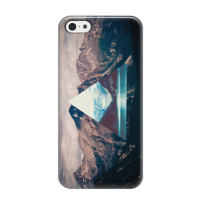Чехол для iPhone 5/5s горы