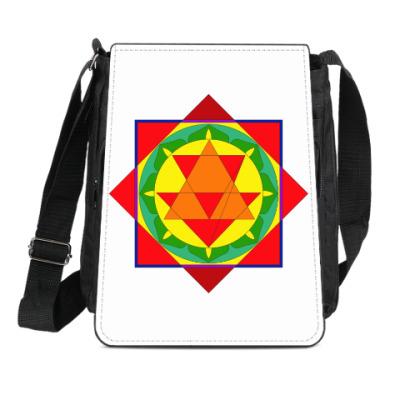 Сумка-планшет Бала-трипура-янтра